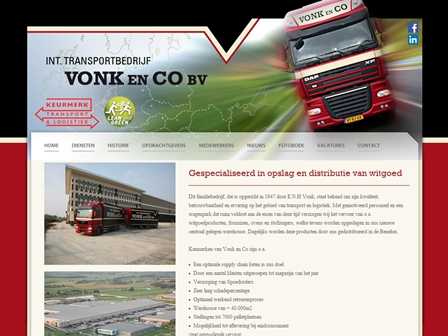 vonkenco website